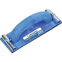 Lixadeira Em Plástico 23X8Cm Com Alça Azul