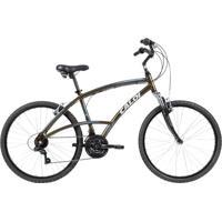 Bicicleta Aro 26 - 21 Marchas 400 Lazer Verde - Caloi