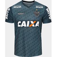 1fcd2df7f7 Camisa Atlético-Mg Treino 2018 Atleta Topper Masculina - Masculino