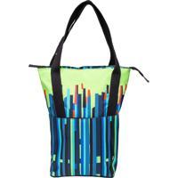 Shopping Bag Source - Matita - Estampado - Altura 40 Cm X Largura 37 Cm X Comprimento 10 Cm