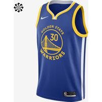 Regata Nike Stephen Curry Icon Edition Swingman (Golden State Warri...