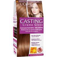 Coloração Permanente Casting Creme Gloss N° 710 Cocadinha L'Oréal 1 Unidade