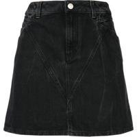 Givenchy Minissaia Jeans - Preto