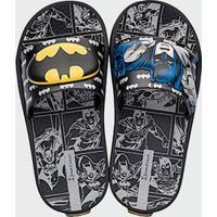 Chinelo Infantil Slide Batman Ipanema 26289