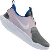 Tênis Nike Flex Runner Ps - Infantil - Roxo Cla/Cinza Esc