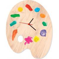 Relógio De Parede Geek10 Paleta