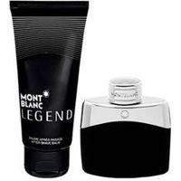 Montblanc Legend Kit Eau De Toilette + Loção Pós-Banho