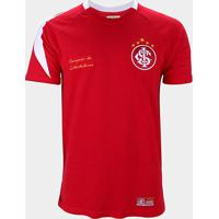 Camisa Internacional 2006 Libertadores Retrô Mania Masculina - Masculino-Vermelho