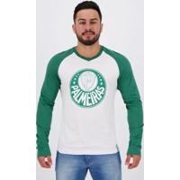 Camiseta Palmeiras Manga Longa - Masculino