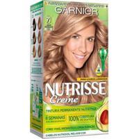 Coloração Nutrisse Garnier 71 Louro Esplendido Louro - Unissex-Incolor