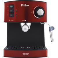 Cafeteira Expresso 20 Bar Inox Red Philco 220V
