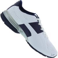 Netshoes  Tênis Puma Cell Surin 2 3D Bdp - Masculino - Branco Azul Esc 28443ef9a11dd