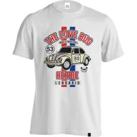Camiseta Fórmula Retrô Herbie Branco