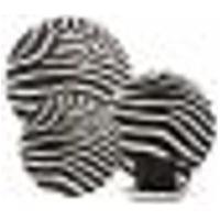 Aparelho De Jantar E Chá Com 30 Peças Zebra