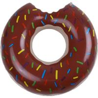 Boia Inflável Rosquinha Donuts + Bomba - Unissex