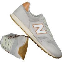Tênis New Balance 373 Cinza Claro
