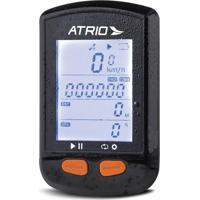 Gps Ciclocomputador Atrio Bluetooth Steel Bi132 - Preto Preto