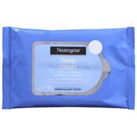 Neutrogena Deep Clean Lenço Demaquilante (7 Unidades)