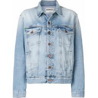 Fiorucci Jaqueta Jeans 'The Nico' - Azul