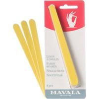 Kit De Lixas Para As Unhas Limes A Ongles Mavala 8 Un - Unissex-Incolor
