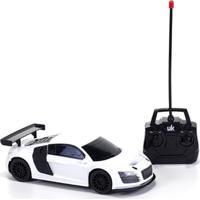 Carrinho Com Controle Remoto Unik Toys Branco - Tricae