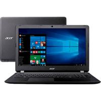 "Notebook Acer Es1-572-323F – Hd 500Gb – 4Gb – Intel Core I3 – Tela Led 15.6"" – Windows 10 - Grafite"