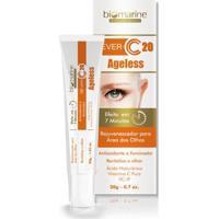 Rever C Ageless Biomarine -Sérum Antioxidante E Anti Idade Para Olhos 30G Nuv & Ruche - Feminino-Incolor
