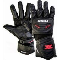 Luva Texx Iron Touch Finger Preta - Masculino