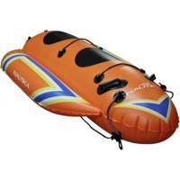 Boia Nautika Banana Boat Rebocável Jet Bob Para 2 Pessoas - Unissex