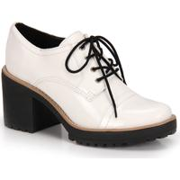 Sapato Oxford Salto Grosso Desmond