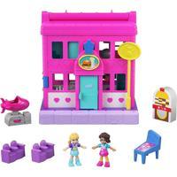 Polly Pocket Pollyville Diner - Mattel - Kanui