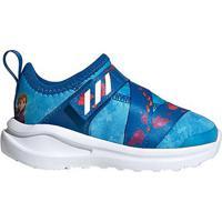 Tênis Infantil Adidas Fortarun X Frozen C - Unissex-Azul