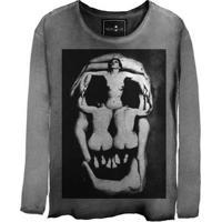 Camiseta Estonada Skull Corps