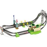 Pista De Percurso E Veículo - Hot Wheels - Mario Kart - Circuito Lite - Mattel