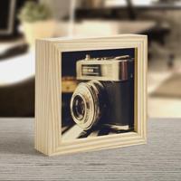 Moldura Art Box - Camera Ikon
