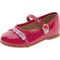 Sapatilha Baby Molekinha - 21061027 Pink 17