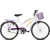 Bicicleta Aro 24 Verden Bikes Breeze - Feminino