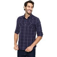Camisa Xadrez Calvin Klein - MuccaShop d9ee3a6585