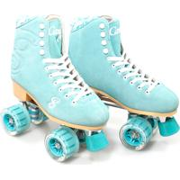 Patins Candi Girl Carlin Sea Foam - Roller Derby