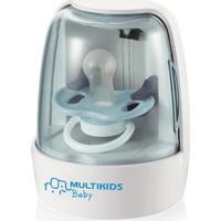 Esterilizador De Chupetas Baby - Unissex-Branco