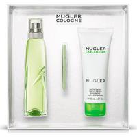 Kit Perfume Masculino Cologne Thierry Mugler Eau De Toilette 100Ml + Gel De Banho 100Ml - Masculino-Incolor