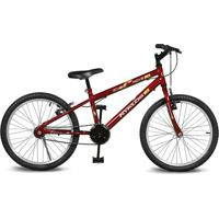 Bicicleta Kyklos Bike Aro 20 Move Sem Marchas Vermelho