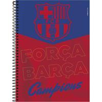 Caderno Foroni Barcelona Força Barça 15 Matérias
