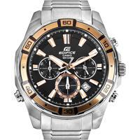 Relógio Casio Masculino Edifice Efr-534Zd-1A9Vudf