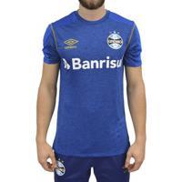 Camisa Umbro Grêmio Aquecimento 2019
