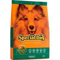 Ração Para Cães Adultos Special Dog Vegetais 8Un 1Kg