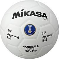 Bola Mikasa Hwl410 Handebol Branca