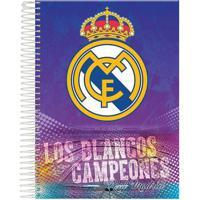 Caderno Foroni Real Madrid Los Blancos Campeones 12 Matérias
