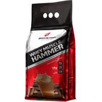Whey Muscle Hammer 1.8 Kg - Body Action - Unissex
