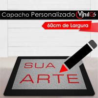 Tapete Capacho Vinil-Gs Personalizado 60Cm De Largura Por Até 5 Metros De Comprimento